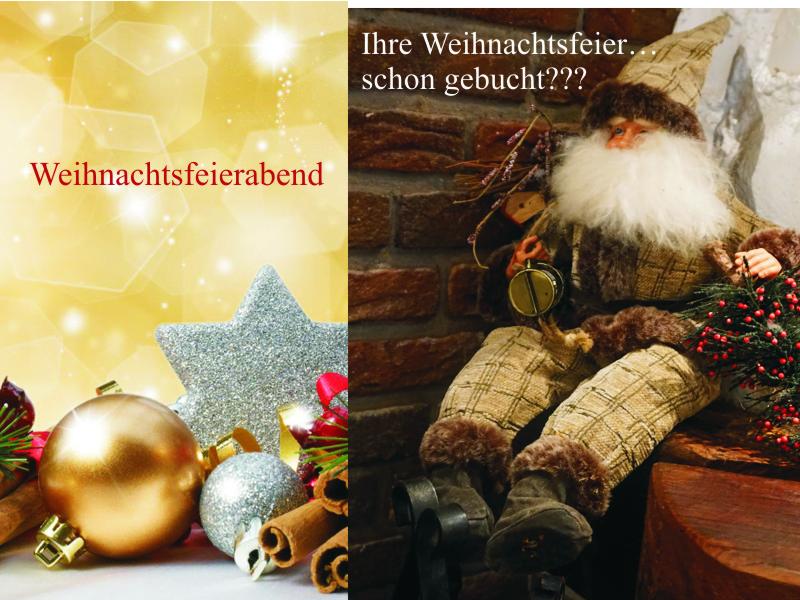 Freizeitland Hasbergen Weihnachtsfeier.Kulinarischer Kalender Gasthaus Jägerberg In Hagen Am Teutoburger Wald